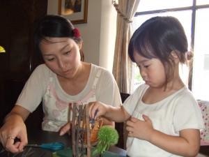 こどもFLOWERキッチン2010夏 012
